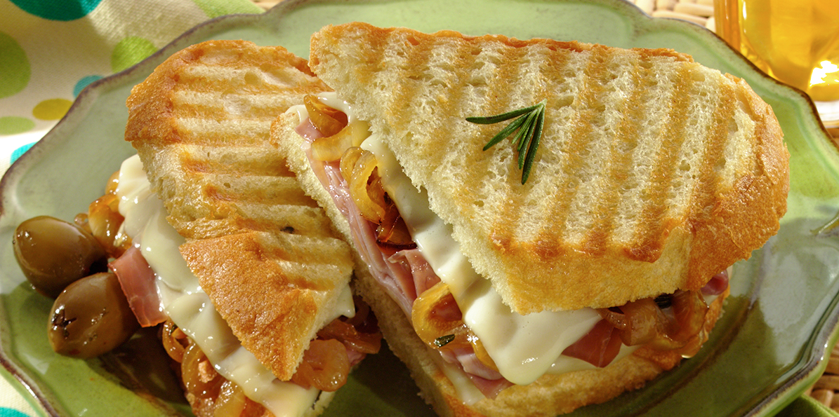 Prosciutto and Provolone Melt | Sargento® Sliced Provolone ...