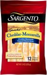 Sargento® Cheddar-Mozzarella Cheese Sticks