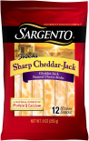 Sargento® Sharp Cheddar-Jack Cheese Sticks