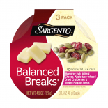 Balanced Breaks® Monterey Jack Natural Cheese with Apple Juice-Infused Dried Cranberries and Shelled Pumpkin Seeds