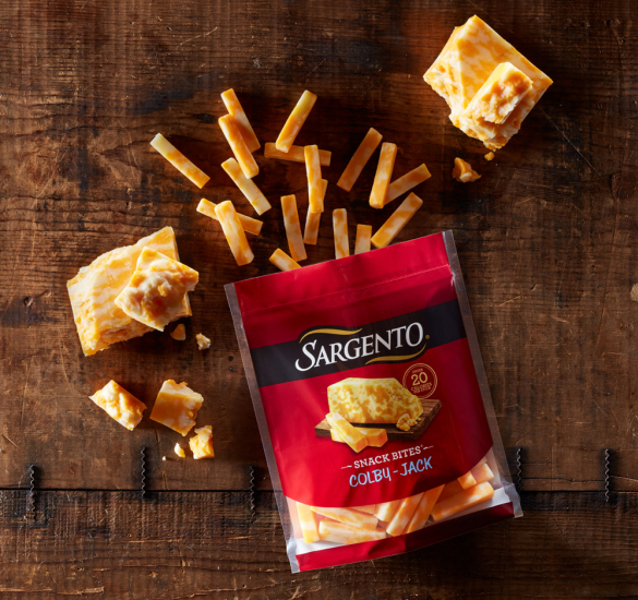 Sargento® Snack Bites® Colby-Jack Cheese