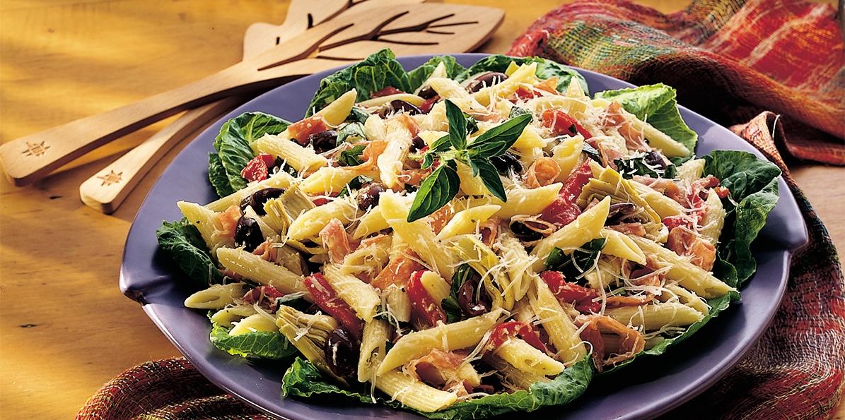 Perfect Pasta Salad Toss