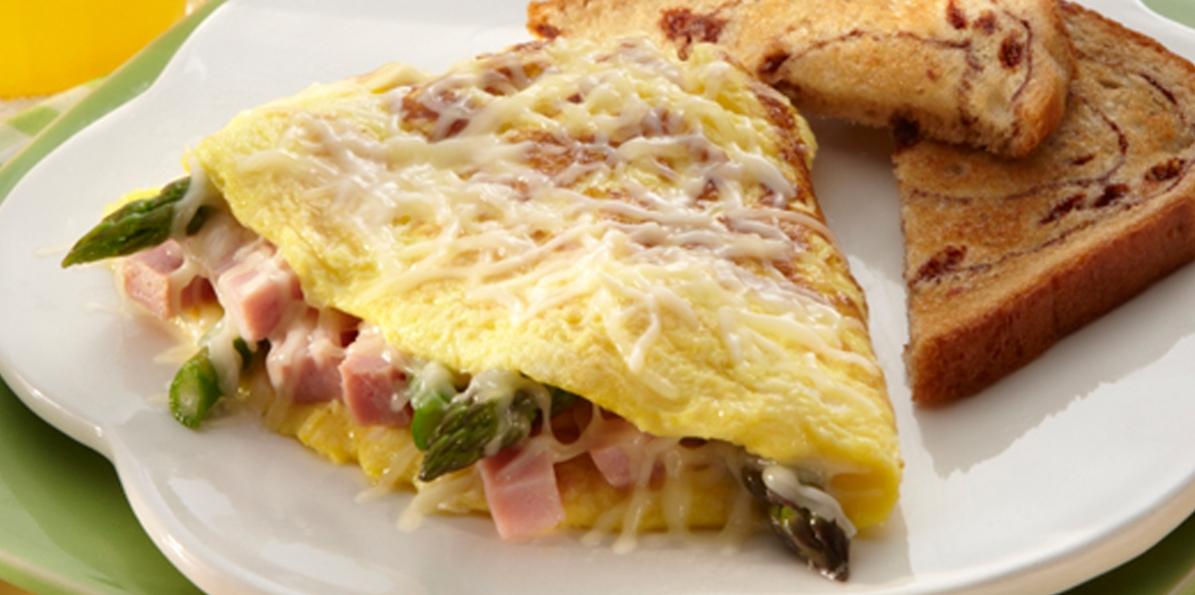 Spring Omelet