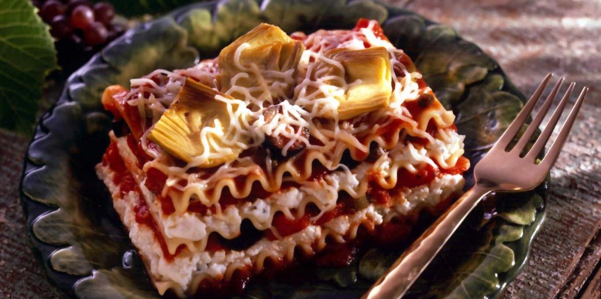 Lasagna Olivetti