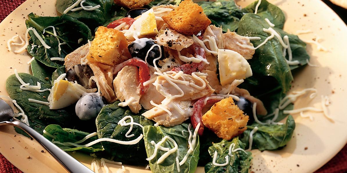 Italian tuna salad sargento for Tuna fish salad calories