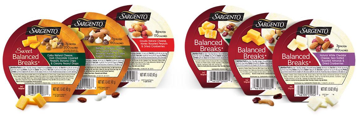 Balanced Breaks and Sweet Balanced Breaks
