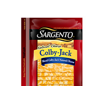 Colby-Jack Slices package