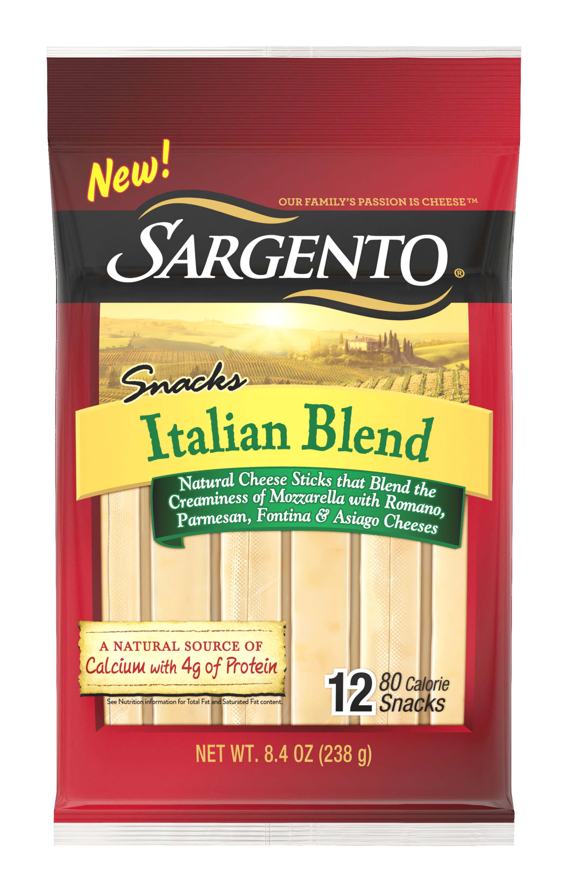 Sargento® Italian Blend Cheese Sticks