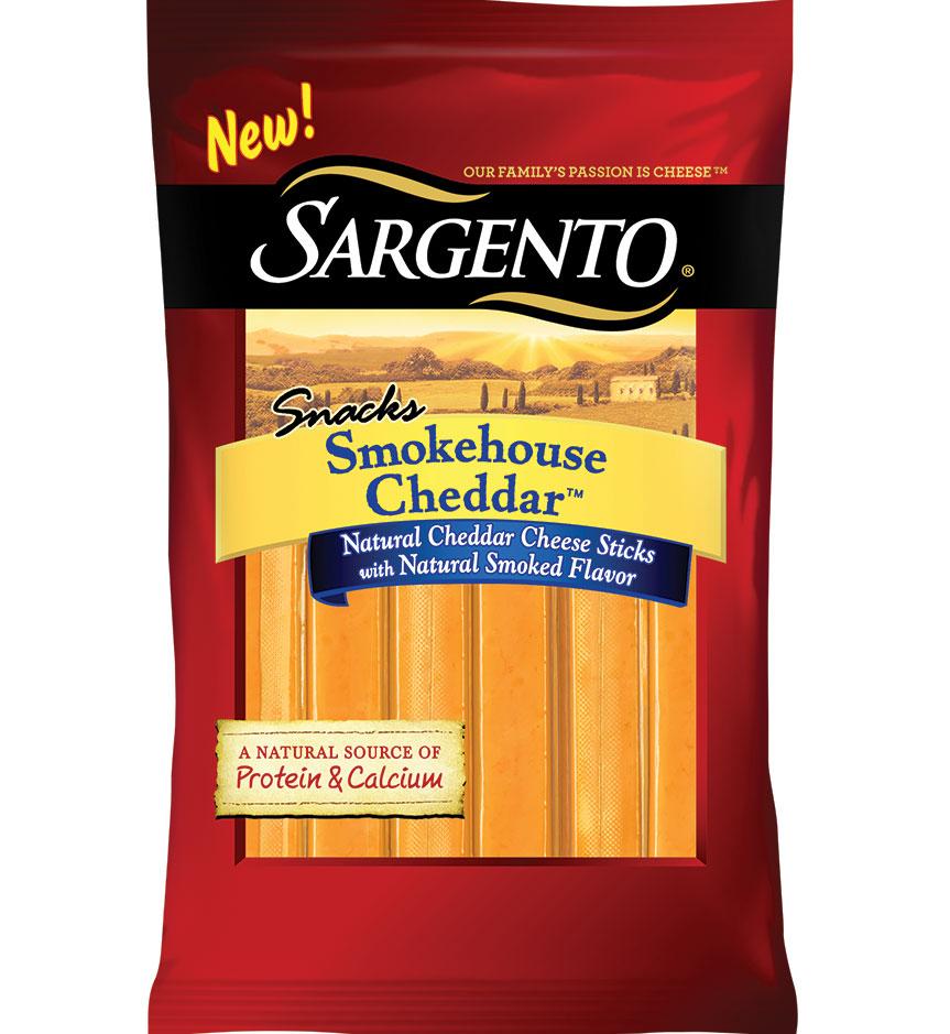Sargento® Smokehouse Cheddar® Cheese Sticks