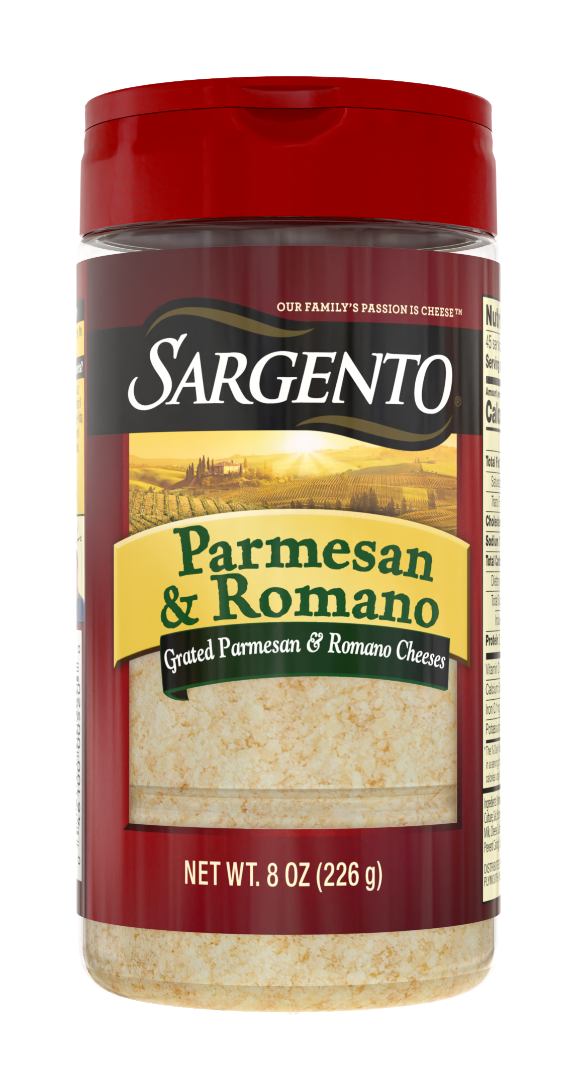 Sargento® Grated Parmesan & Romano Cheeses