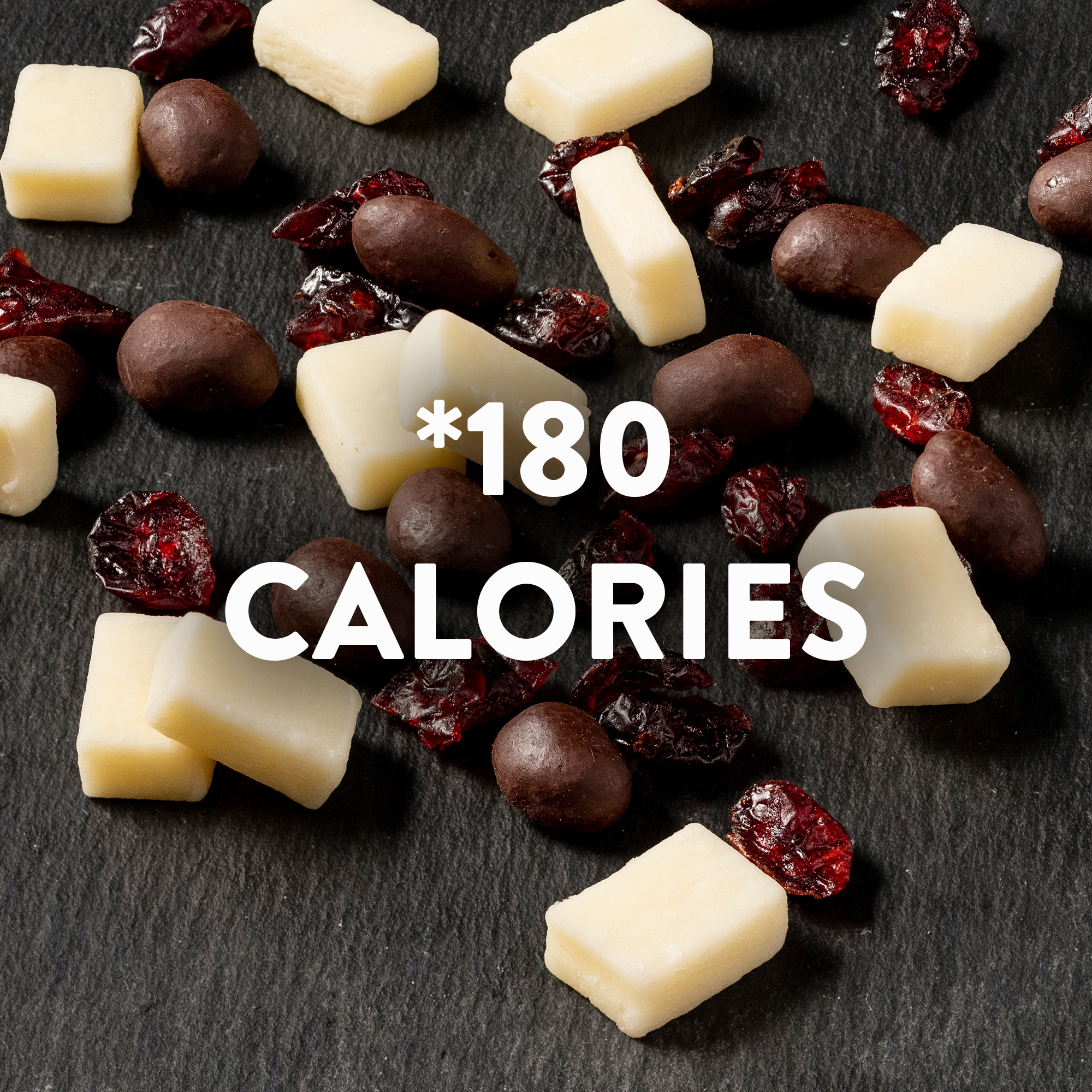 Sargento® Sweet Balanced Breaks®, Monterey Jack Natural Cheese, Dried Cranberries and Dark Chocolate Covered Peanuts