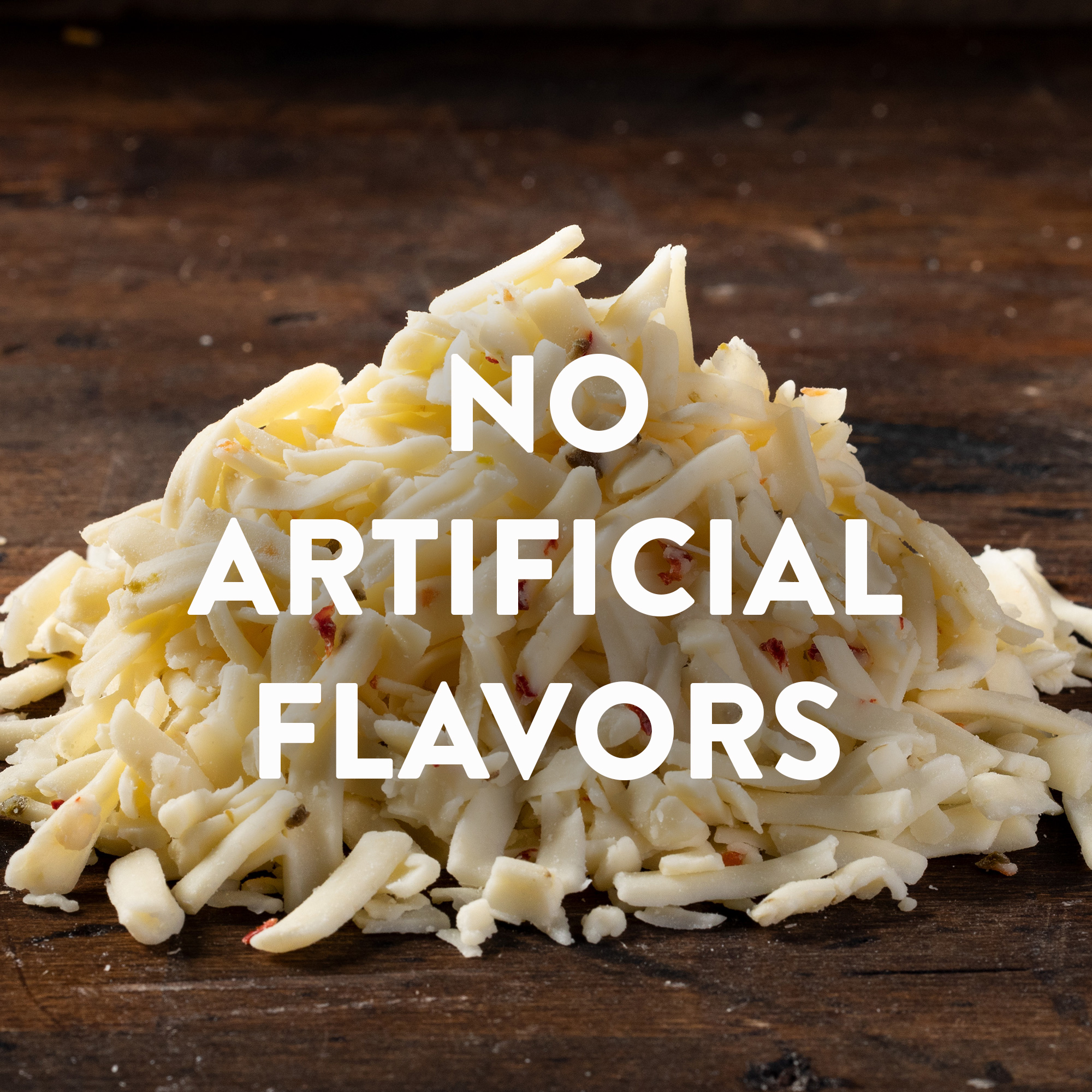 Sargento® Shredded Pepper Jack Natural Cheese