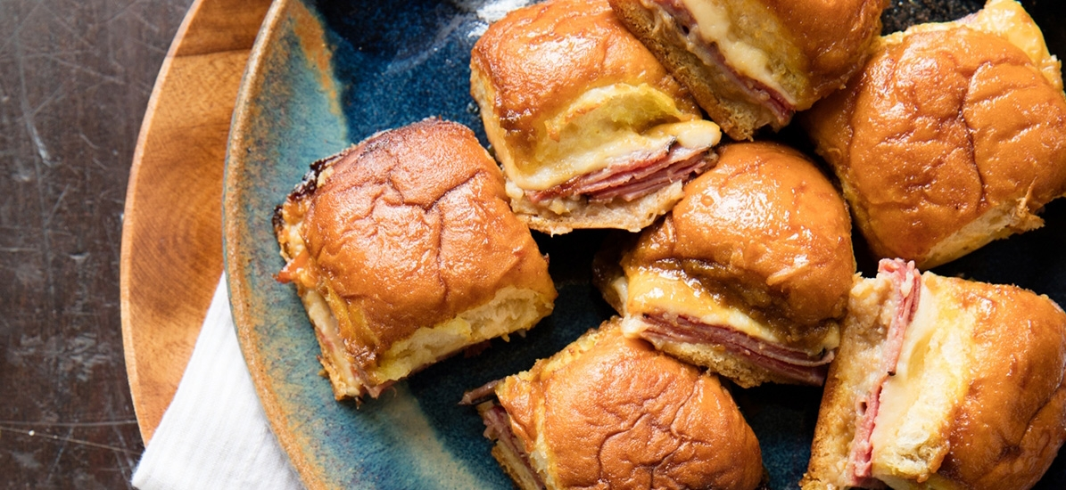 CrockPot Party Sandwich