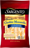 Sargento® Cheddar-Mozzarella Cheese Sticks