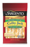 Sargento® Reduced Fat Colby-Jack Natural Cheese Sticks