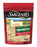 Sargento® Shredded Mozzarella - Traditional Cut