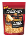 Sargento® Reserve Series™ Shredded 6-Month Aged Gouda
