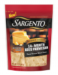 Sargento® Reserve Series™ Shaved 14-Month Aged Parmesan Cheese
