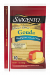 Sargento® Sliced Gouda Natural Cheese