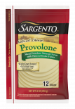 Sargento® Sliced Provolone Natural Cheese with Natural Smoke Flavor