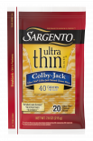 Sargento® Colby-Jack Natural Cheese Ultra Thin® Slices