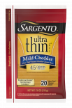 Sargento® Mild Natural Cheddar Cheese Ultra Thin® Slices