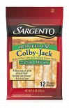 Sargento® Reduced Fat Colby-Jack Natural Cheese Snack Sticks