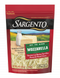 Sargento® Shredded Mozzarella Natural Cheese, Fine Cut