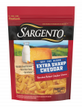 Sargento® Shredded Extra Sharp Natural Cheddar Cheese
