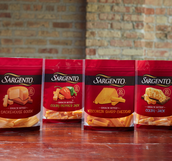Sargento® Snack Bites® Product Category Image