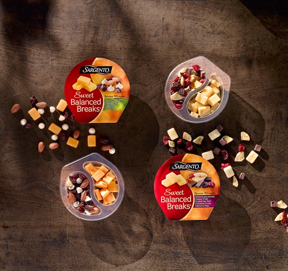 Sargento® Sweet Balanced Breaks® Snacks