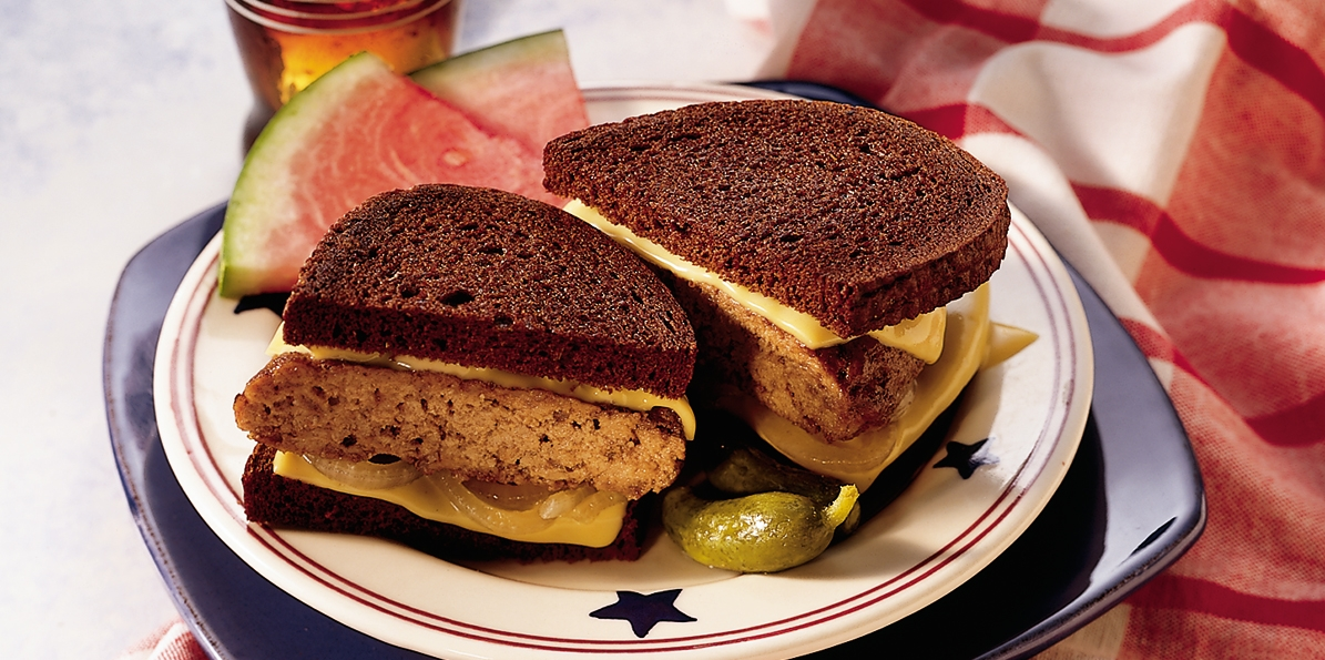 All-American Patty Melts