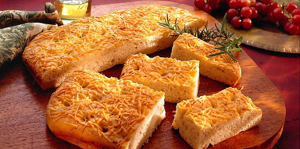 Fabulous Focaccia Bread