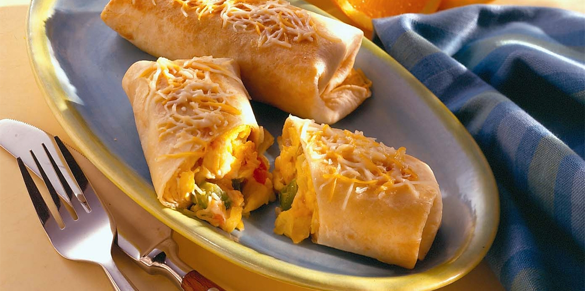 Brunch Chimichangas