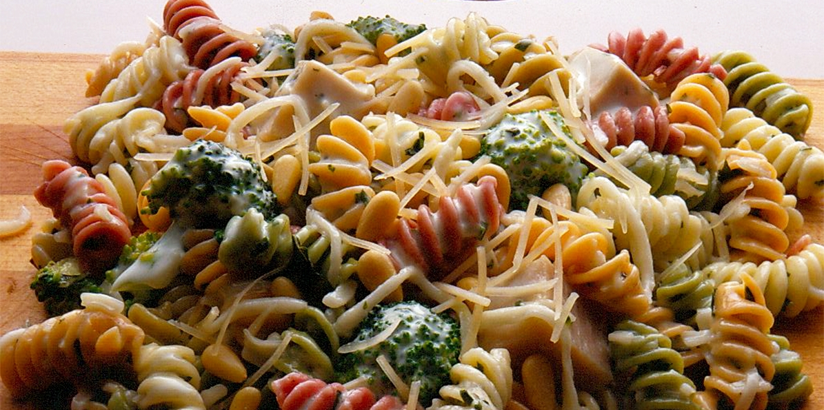 Chicken & Broccoli Pasta Toss
