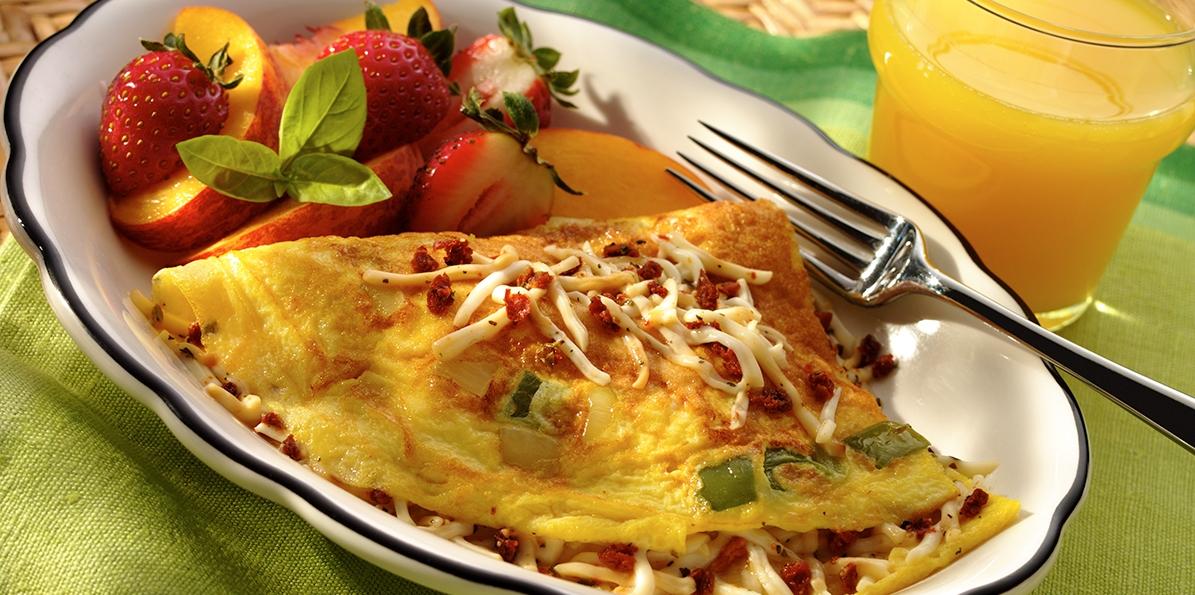 L'omelette di Formaggio e Sargento