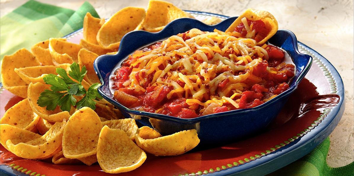 Tomato-Chili Piquin Dip