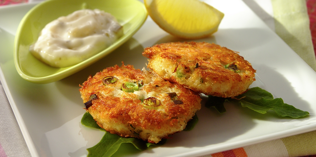 Calories Cocktail Crab Cakes