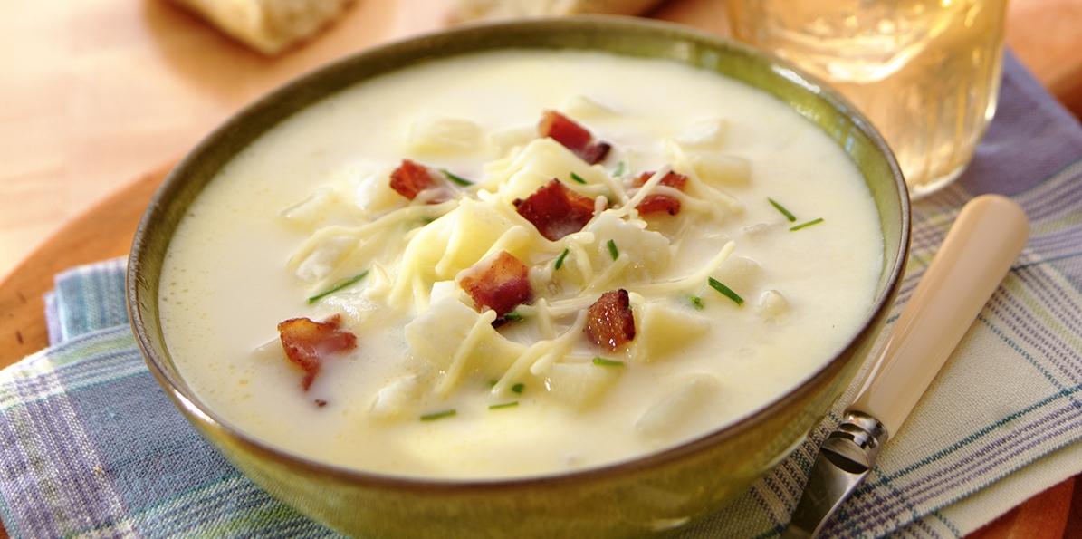 Potato & Bacon Chowder