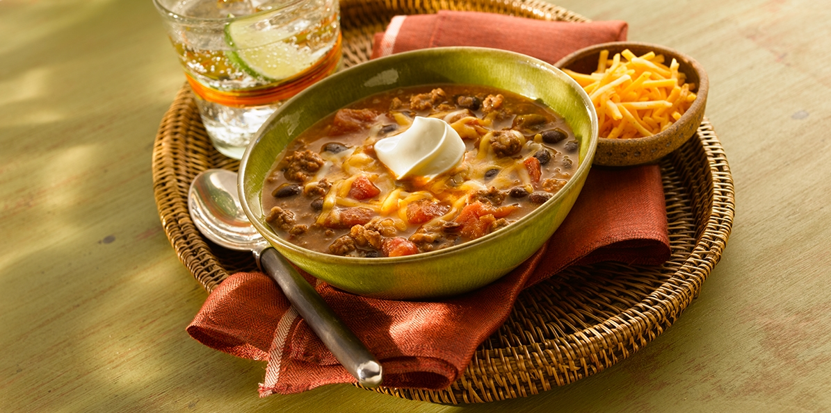 Smoky Chili Bowl