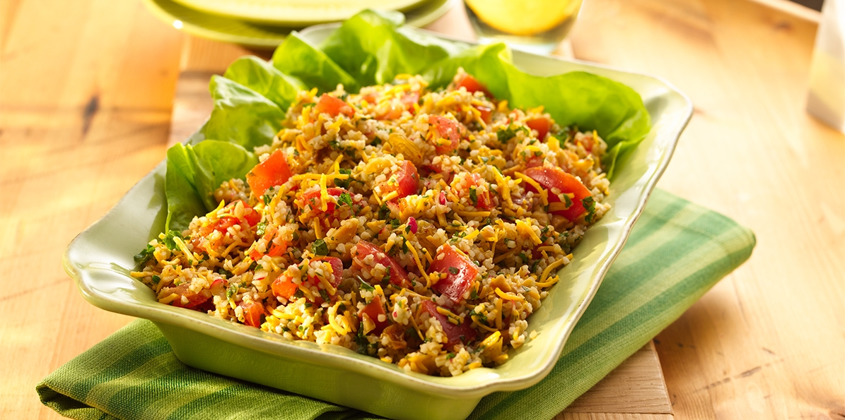 Golden Touch Tabbouleh Salad