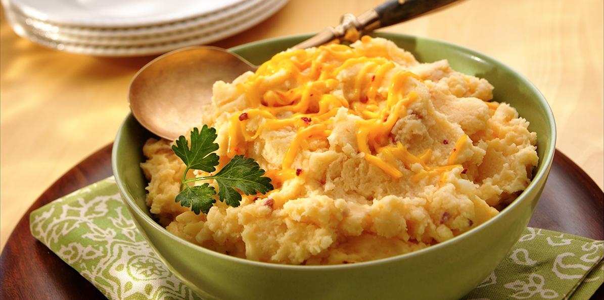 Chipotle Chili Mashed Potatoes