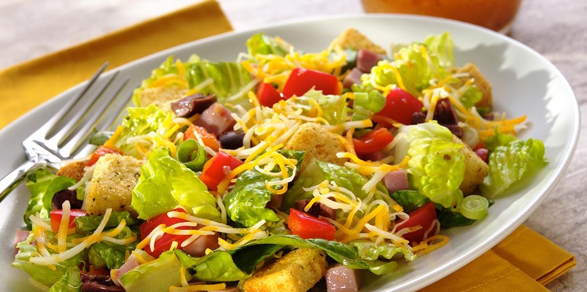 Western Style Chopped Salad