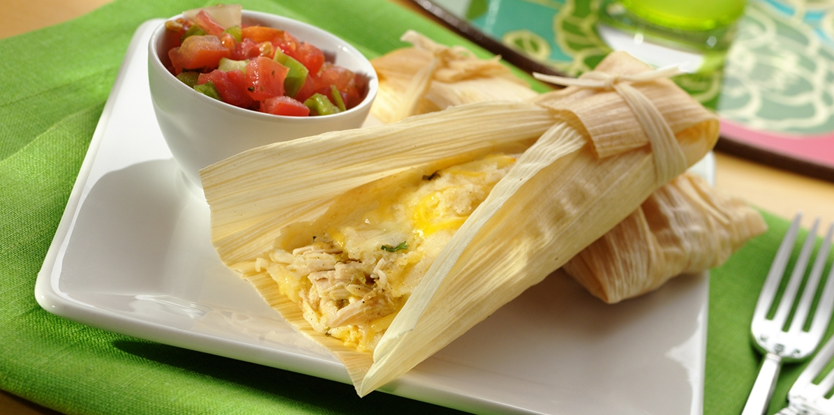 Sargento S Cheesy Chicken Tamales Sargento Shredded Authentic