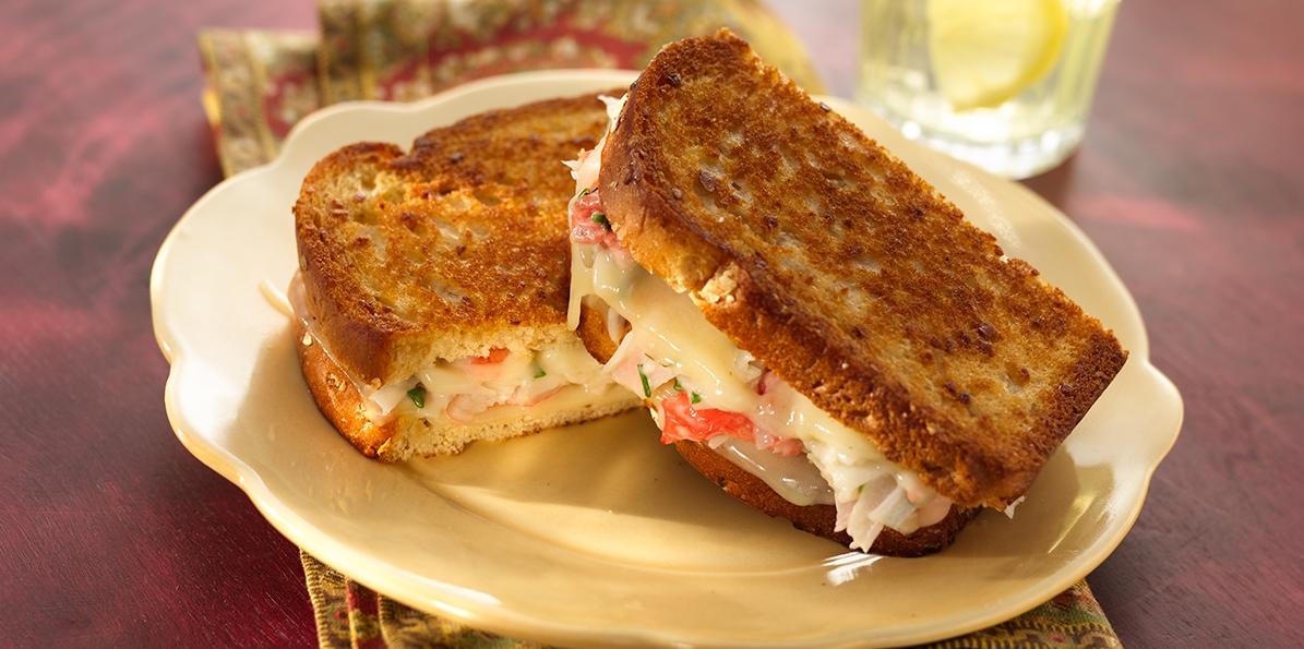 Crab Salad Sandwiches