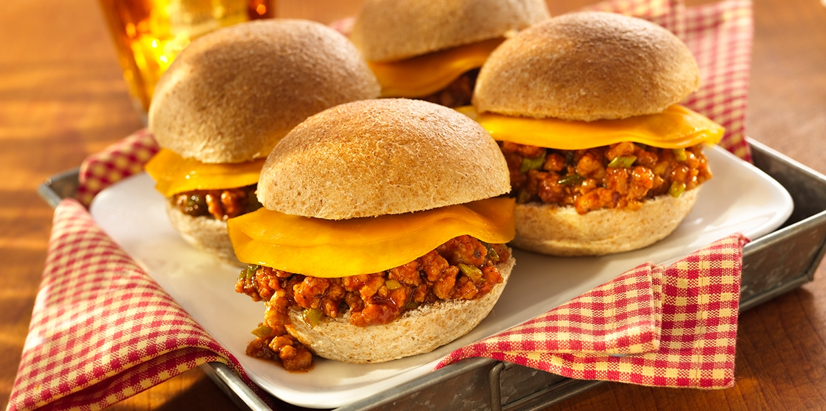 Barbecue Chicken Sandwich Recipe Sargento Colby Cheese