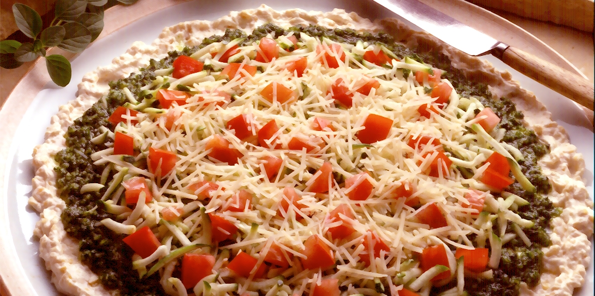 Layered Italian Dip