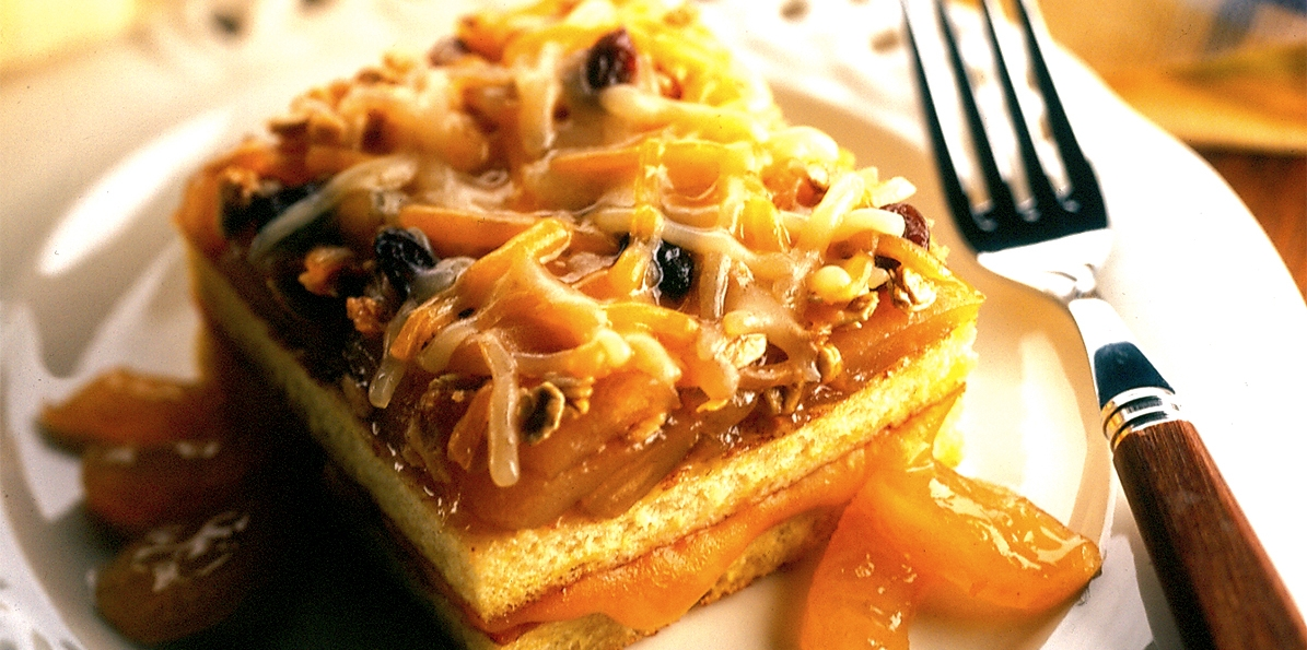 Apple Breakfast Lasagna