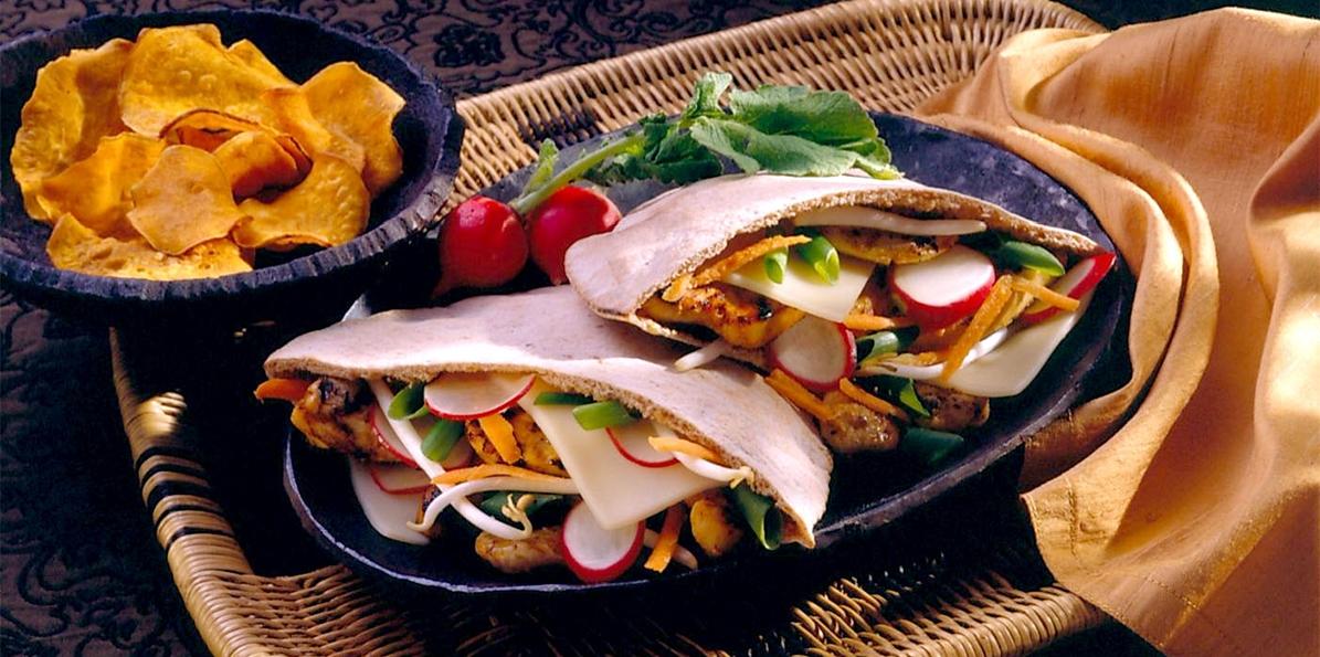 Grilled Thai Chicken Sandwiches