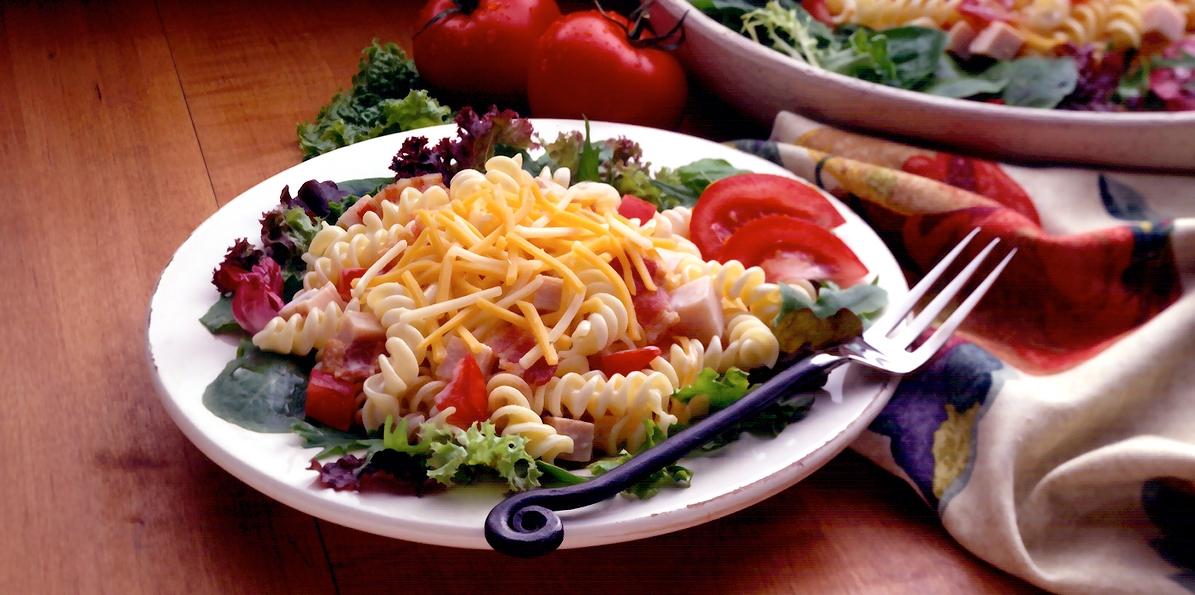 Pasta Club Salad